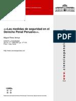 4las Medidas de Seguridad en El Derecho Penal Peruano Perez Arroyo
