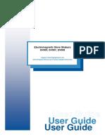 User Guide Machine