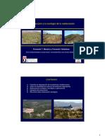 Clase Introducción Ecología de La Restauración