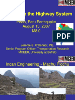 13 Peru Reconnaisance Investigation