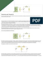 Tutorial del Teorema de Thevenins para circuitos de CC.pdf