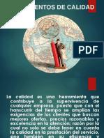 PRESENTACION DE CALIDAD