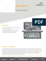 SG4000 Forward and Return Configuration Boards Data Sheet