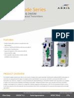 SG4000 Analog Transmitters Data Sheet