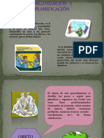 Organizacion y planificacion