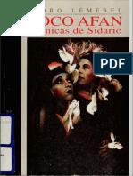 Lemebel-cronicas de Sidario