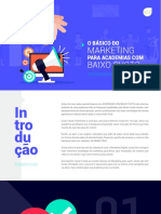 eBook o Basico Do Marketing Para Academias Com Baixo Custo