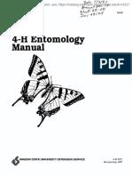Entomology Manual