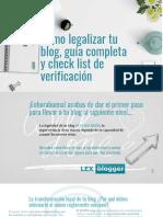 Como Legalizar Tu Blog