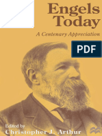 Engels Today - A Centenary Appreciation