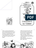 Libro 8 Tommy e Lo Scarafaggio Gigante