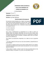 PROYECCIONES TIEDRICAS