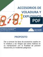Capacitacion  ACCESORIOS DE VOLADURA Y EXPLOSIVOS semana 44.pdf
