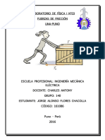INFORME DE FÍSICA N°3