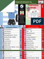 VM 8-del 2 180630 Uruguay - Portugal 2-1