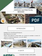 Condomínio sustentável BedZed