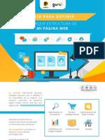 081 Guía para hacer una estructura para una página web