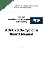 Arm7 Fpga Board Manual