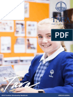 2019 Portfolio Scholarship Handbook