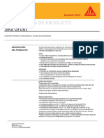Sika Grout PDS