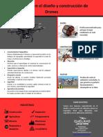 Brochure Construccion de Drones