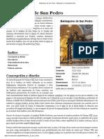 Baldaquino de San PDF
