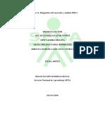 Evidencia 11 Diagnóstico Del Mercado y Análisis DOF