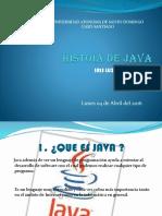 Exposicion Java