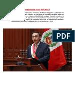 Presidente de La Republica. y Viceministros Docx