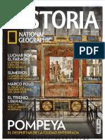 Historia National - Julio 2013
