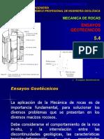 ENSAYOS GEOTECNICOS
