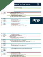 Calendário-Acadêmico-2018 UFSB