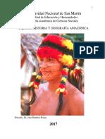 Dosiere Historia y Geografía Amazónica