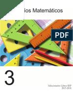Desafíos Matemáticos. 3°