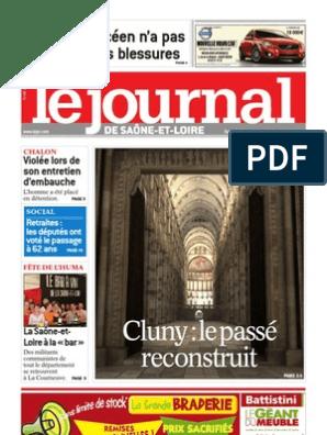 Le Journal 11 Septembre 2010