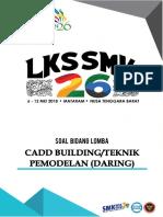 CADD BUILDING - Deskripsi Teknis LKS 2018 (1).pdf