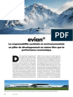 Reportage Evian