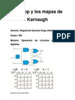 Flip Flop y Los Mapas de Karnaugh