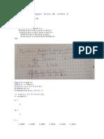 Metodo de Rungger Kuta de Orden 4