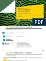 NIIF 15 Impacto Financiero (1)