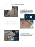 Bloques de Concreto Michi o Grass Block
