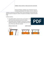 Fallas en Edificaciones Debidas a Fuerzas Sísmicas o Malos Procesos de Construcción