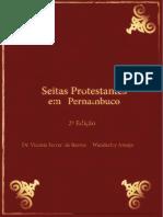 Seitas Protestantes Em Pernambuco - Vicente Ferrer