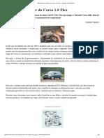 Sensores Do Motor Do Corsa 1