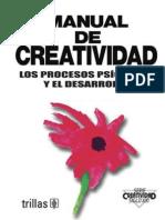Manual de Creatividad