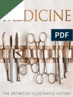 Steve Parker-Medicine the Definitive Illustrated History-Dorling Kindersley (2016)