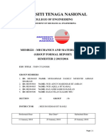 Formal Report Exp6