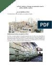 Edificaciones Hechas Con Ladrillos, Madera y Piedra En