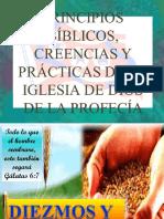 16 El Diezmo
