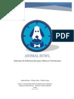 Sistema de Información. Informe Animal Bowl, 225